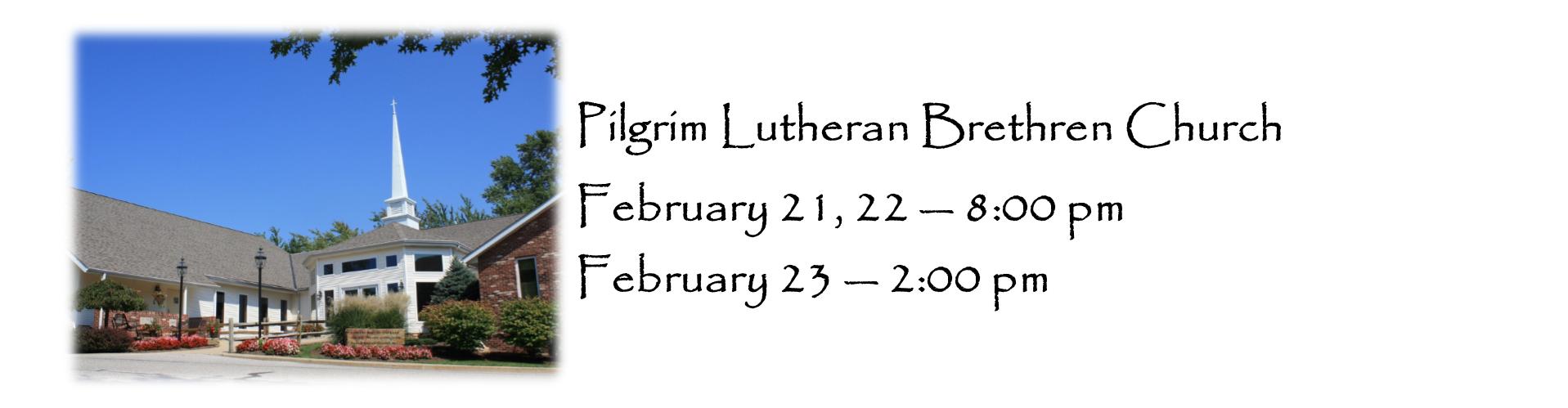 Pilgrim Lutheran Brethren Church